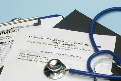 What are the stages of a personal injury lawsuit?