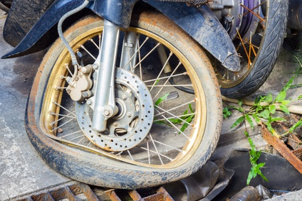 Common Injuries Sustained During Motorcycle Accidents