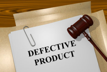 Product liability: design and manufacture defects