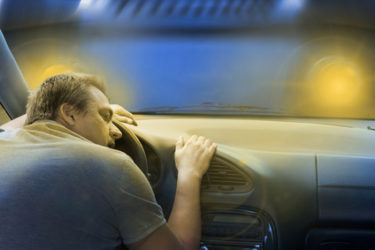 Driving While Drowsy Can Cause a Personal Injury Accident